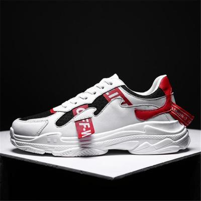 Men's Casual Wild Color Matching Sneakers sport shoes