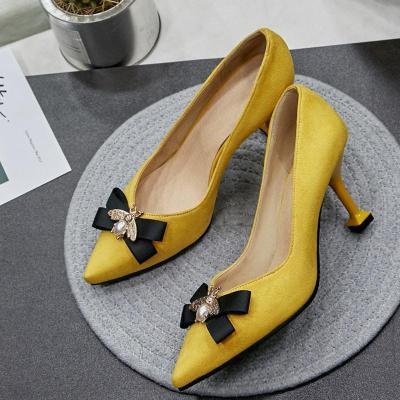 Cone Heel Suede Other Shoes