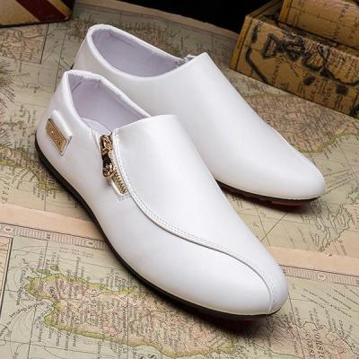 Mens Comfortable Slip-on Casual Soft Flat Shoes