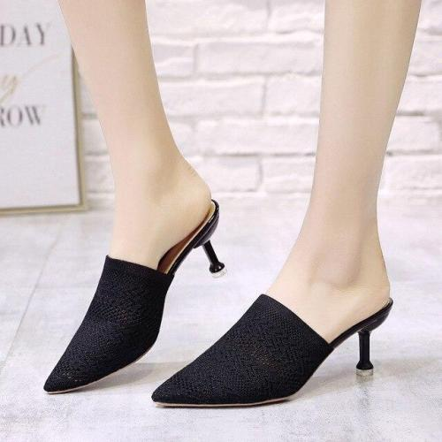 High Heels Low Heel Sets Semi Slippers