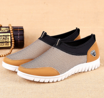 Men's  Mesh Breathable Comfortable Loafers