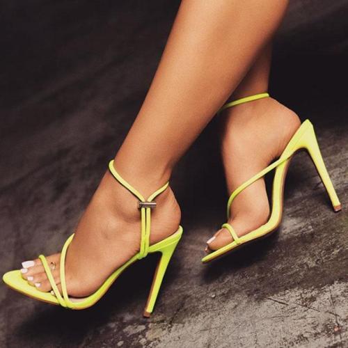 Party Date Stiletto Heel Summer Sexy Sandals