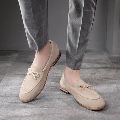 Autumn Suede Leather Casual Shoes