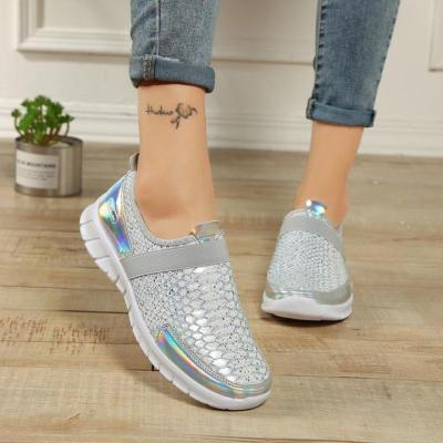Women's Large Size Slip-on Pumps Shoes