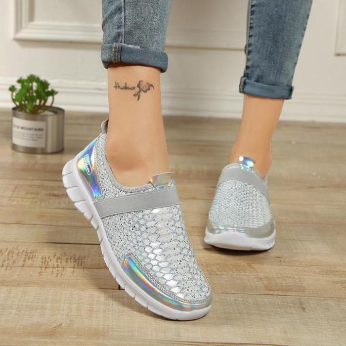 Women's Large Size Slip-on Pumps Shoes