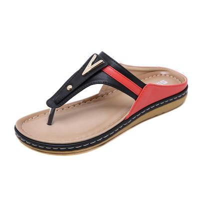 New Casual Women's Sandals Bohemian Resort Beach Slippers