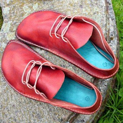 Handmade Flat Bottom Soft Bottom Shoes