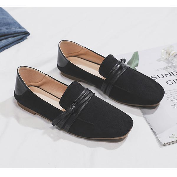 Fashion Shoes Women Slip On Flats Loafers