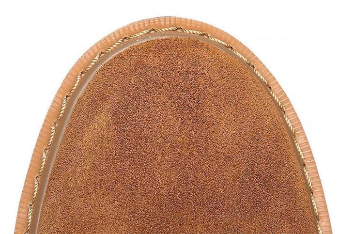 Leather tooling high-top belt climbing Martin boots