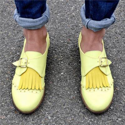 Women's Fashion Oxford Shoes