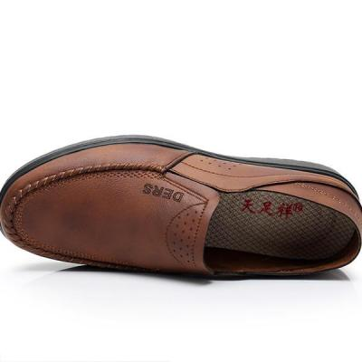 Mens Casual Outdoor Slip-on Soft Flat Shoes