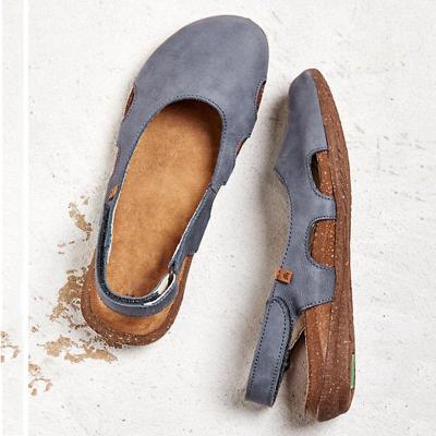Women's Low Heel Comfy Sandals