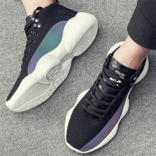 Men's Fashion  Platform Men's Sneakers