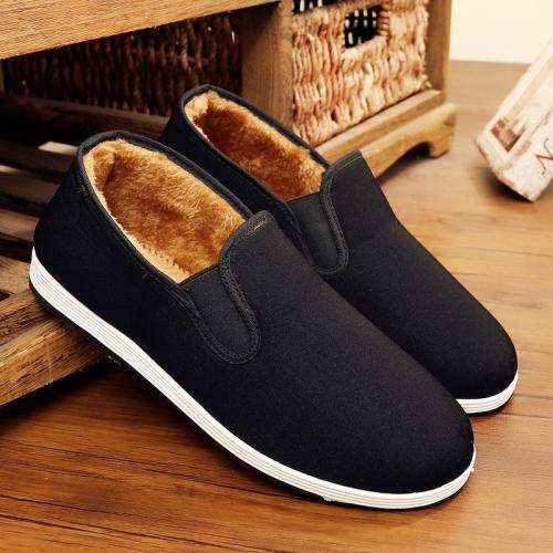 Leisure Comfortable Elastic Cotton Warm Shoes