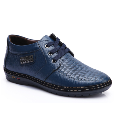 Men's Casual Lace-up Shoes