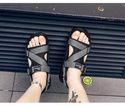 Gladiators Casual Roman Shoes Outside Breathable Mens Sandals Summer Comfortable