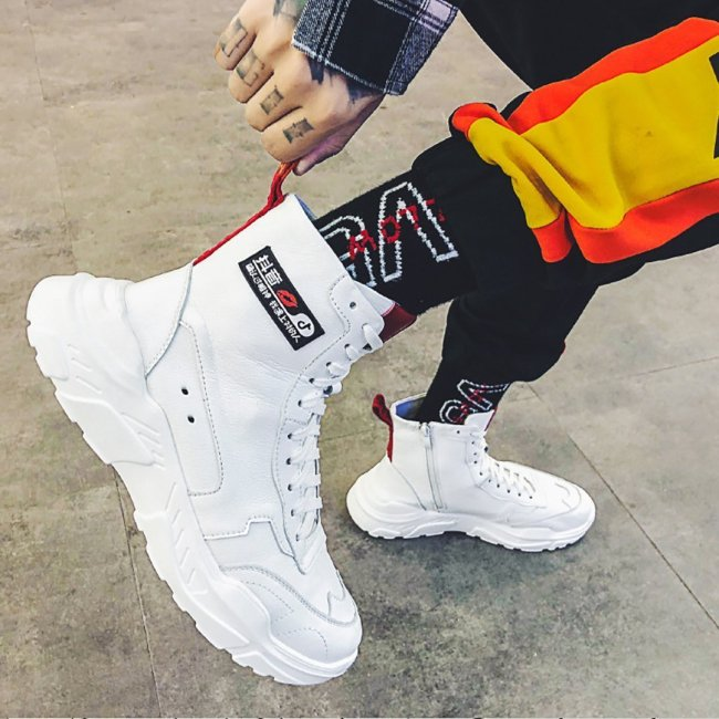 Hip-Hop Hundred Shoes High Personality Sports Casual Shoes