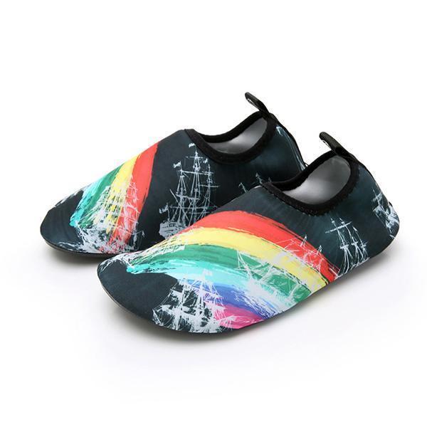 Beach Quick Dry Aqua Socks Barefoot Beach Swim Surf Yoga Exercise Shoes