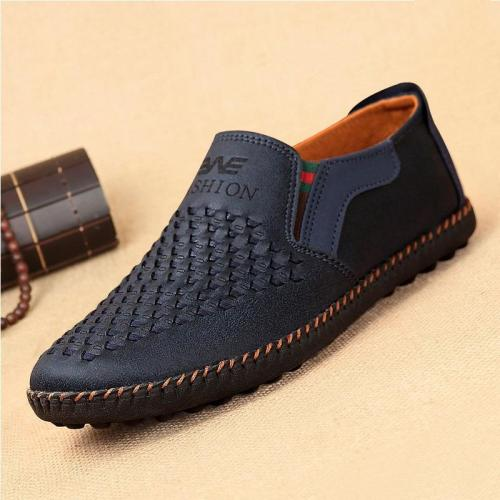 Men's Solid Soft Outdoor Casual Shoes