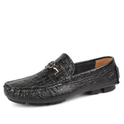 Big Size Soft Leather Business Men Shoes
