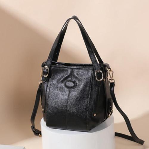 Women PU Leather Large Capacity Handbag Crossbody Bag