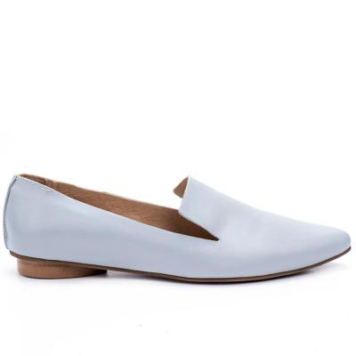Women's Solid Color Pointed Flat   Shoes