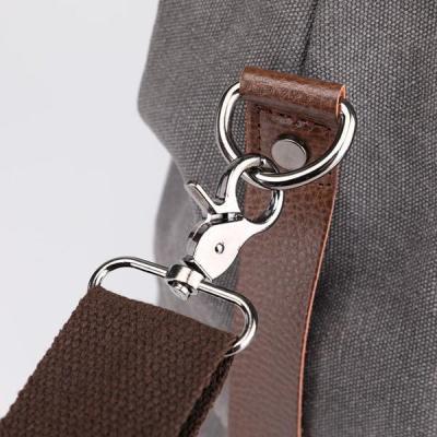KVKY Canvas Tote Handbag Simple Shoulder Bag Shopping Bag