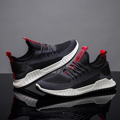 Men's Casual Solid Color Breathable Sneakers