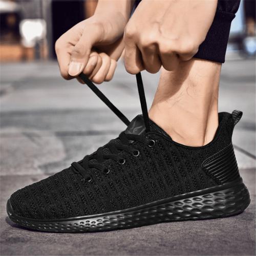 Men's   Breathable Lightweight Wild Sneakers