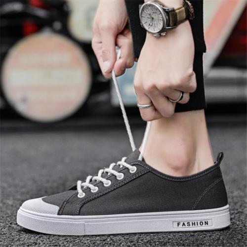 Men's Fashion   Low-Top Versatile Casual Shoes