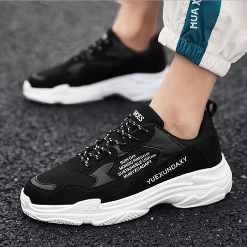 Men's Shoes Casual Platform Sneakers