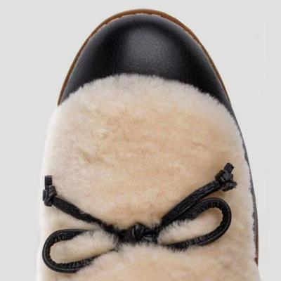 Women Casual Slip on Warm Loafers