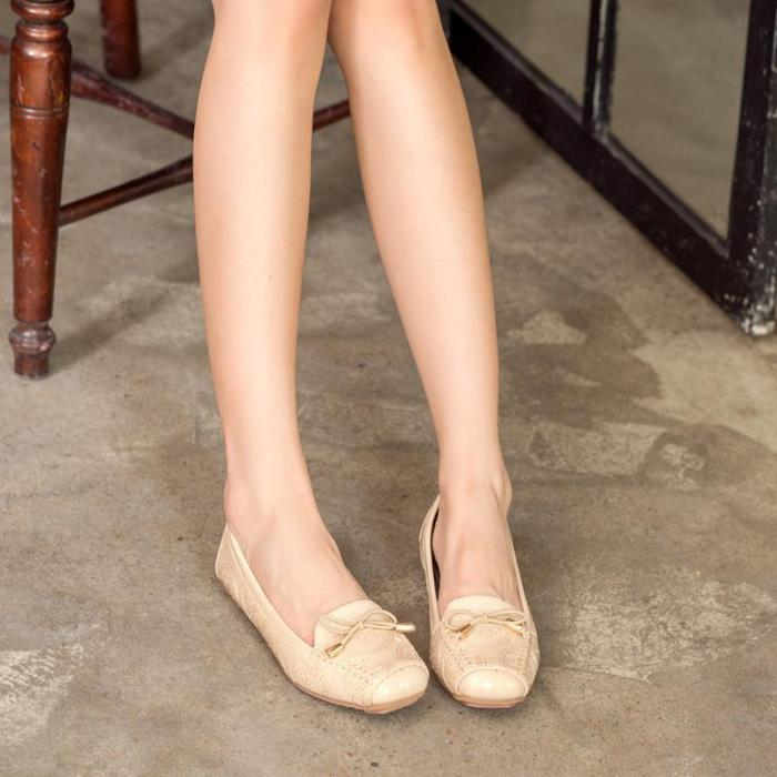 Women Softsole Slip on Comfortable Flat Loafer