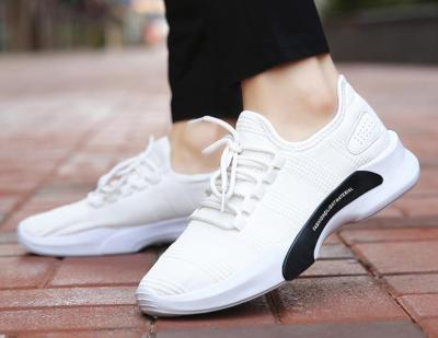Sport Running shoes Sneaker Breathable board  shoes