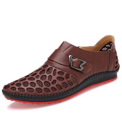 Luxury Breathing Flat Shoes