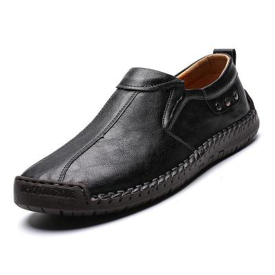 Mens All Season Large Size Casual Slip On Flats