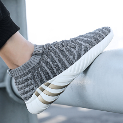 Men's casual breathable mesh sneakers sport shoes