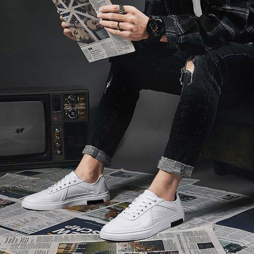 Men's fashion casual sports running board shoes