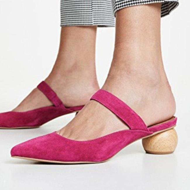 Casual Chic Mule Heeled Sandals