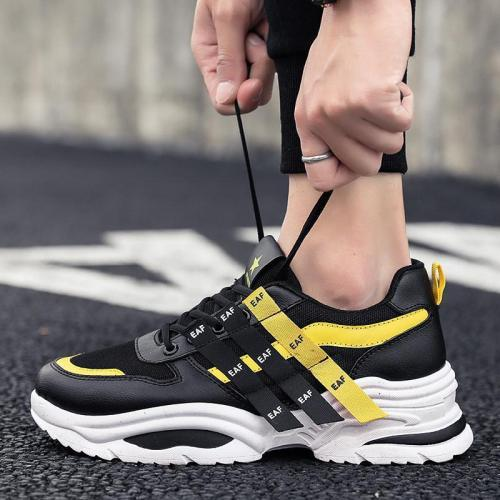 Fashion Mesh Cloth Strappy Gym Shoes