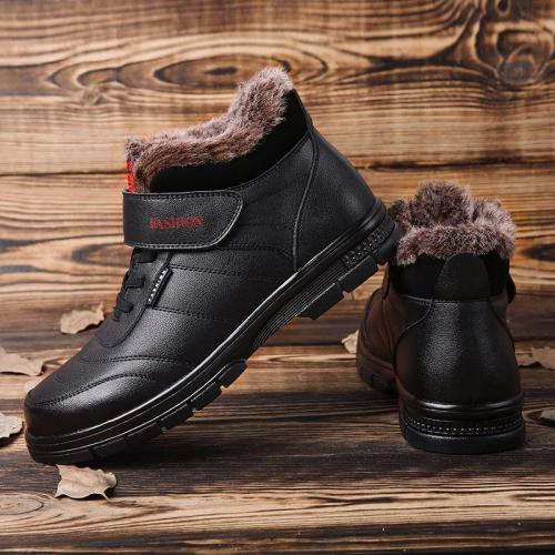 Snow Boots Men's Warm Cotton Boots