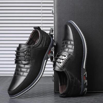 Fashion Men's Casual Lace Up Shoes