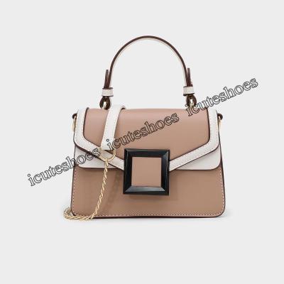 Girls New Women's Bag Single Shoulder Oblique Cross-bag Fashion Handbag