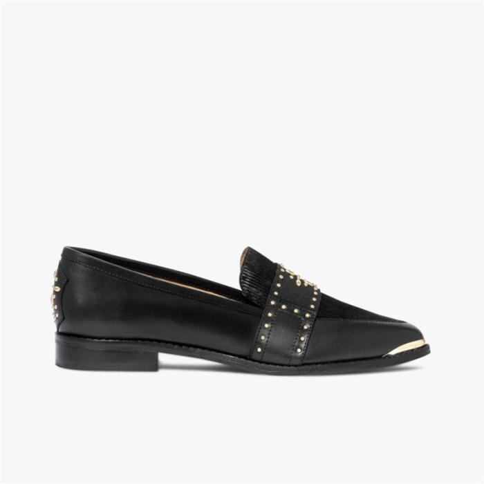 Fashion studded casual shoes