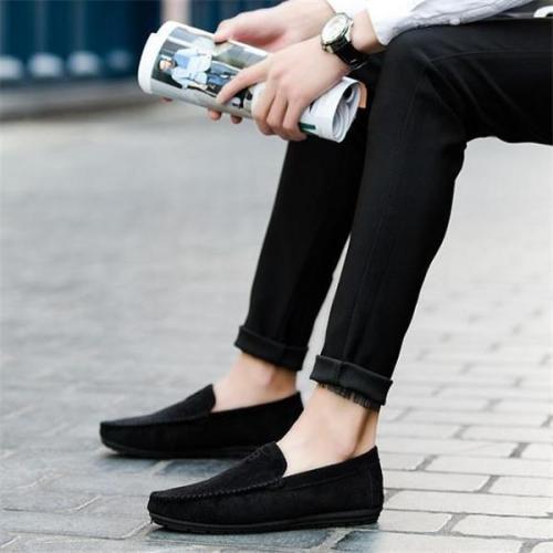 Business Fashion Casual Men Flat Shoes