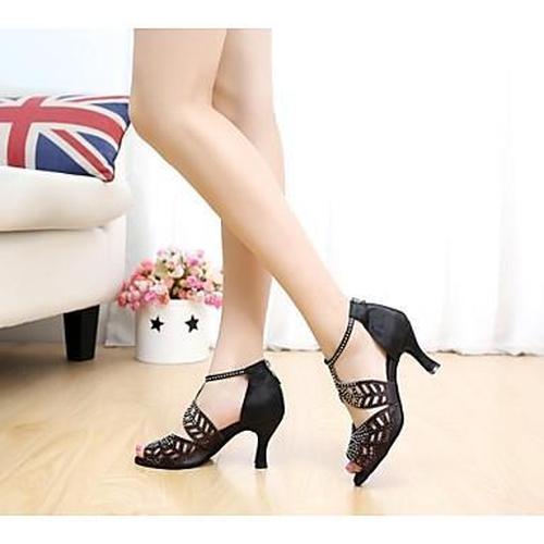 Women's 7.5cm  Ballroom Dancing Shoes