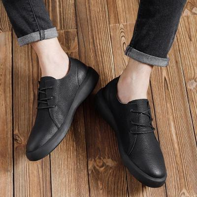 PU Spring Autumn Casual Shoes