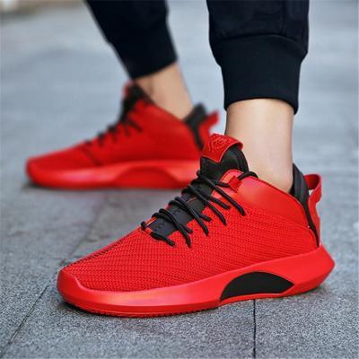 Men's mesh casual high-top Men's Sneakers