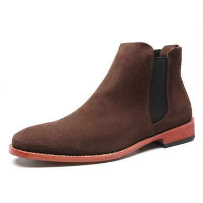 Men's High England Wild Chelsea Boots Sand Boots