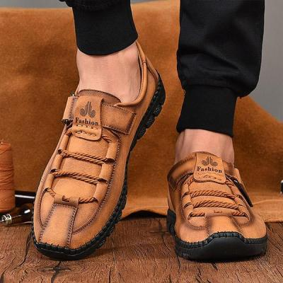 Mens Fashion Large Size All Season Flats